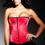 Red Corsets from Ann Summers